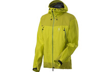 Haglöfs Men's Spirit Jacket firefly/sea sparkle